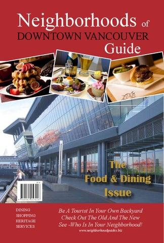 0eaf792b4319 Vancouver Downtown Neighborhoods Guide by Vancouver Neighborhood Guides -  issuu