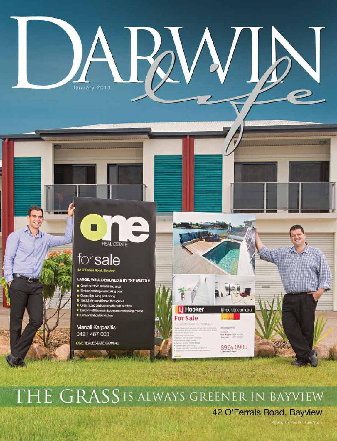 DarwinLife Magazine January 2013 by Darwin Life Magazine - issuu