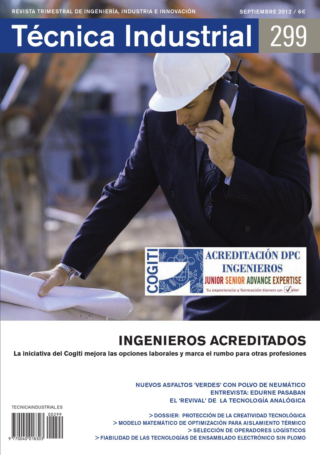 Tecnica Industrial by Vicente Gil Plazas Sanchez - issuu