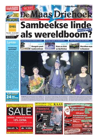De Maas Driehoek lvc week 51 2012 by Uitgeverij Talvi issuu