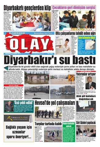 20 12 2012 Gazete Sayfalari By Diyarbakir Olaygazetesi Issuu
