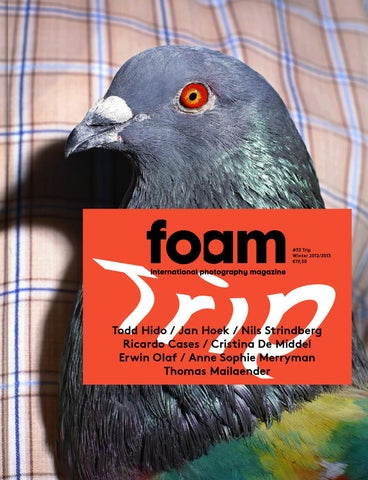 4453791fd90f PREVIEW Foam Magazine Issue #33 Trip by Foam Magazine - issuu