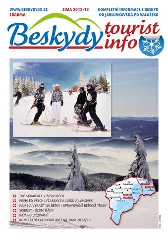 35f31f33e0 BESKYDY 2012 - zima by Václav Dobiáš - issuu