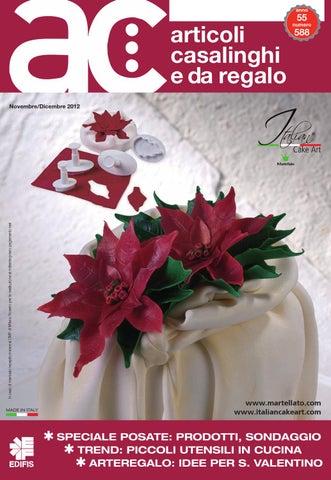 AC Articoli Casalinghi e da regalo 2012 11 12 by Edifis - issuu 6616b24ddee7