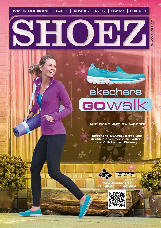Shoez Ausgabe Oktober 2012 by SHOEZ – Das Fachmagazin für