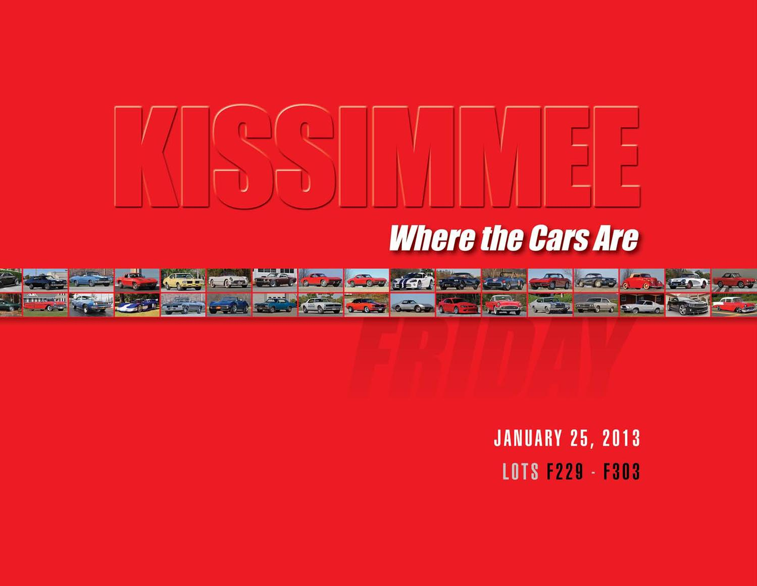 Kissimmee 2013 Friday Catalog Cars By Mecum Auctions Issuu Summit Lt1 Wiring Harness 93