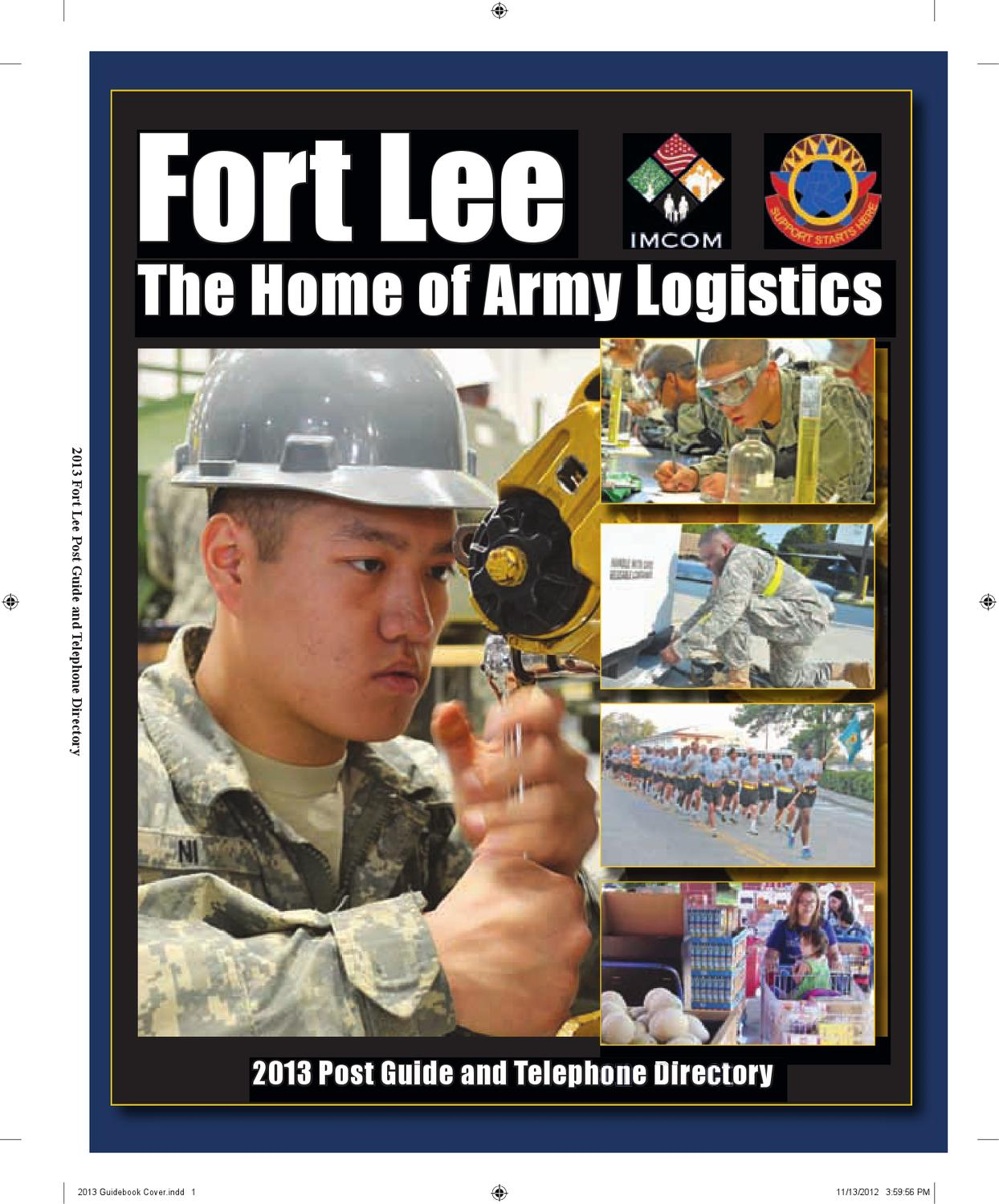 2013 fort lee directory by military news issuu fandeluxe Gallery
