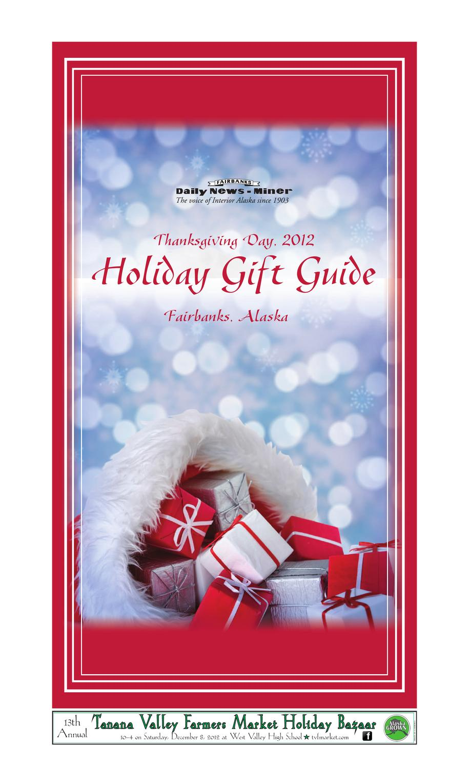 Holiday Gift Guide By Fairbanks Daily News Miner Issuu How To Draw A Family Tree Diagram Ehow Uk