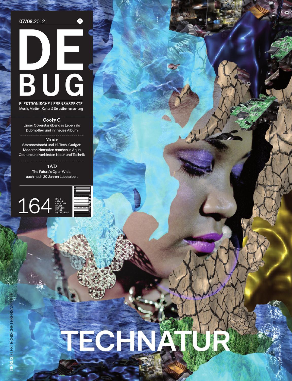 De:Bug 164 by Lars Hammerschmidt - issuu