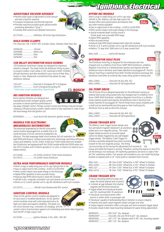 Chevrolet Hei Ignition Module