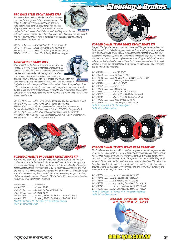 VPW Catalog by glenn ism - issuu
