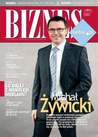 72e6a921 Biznes meble.pl wydanie styczeń 2013 by Wydawnictwo meble.pl sp. z ...