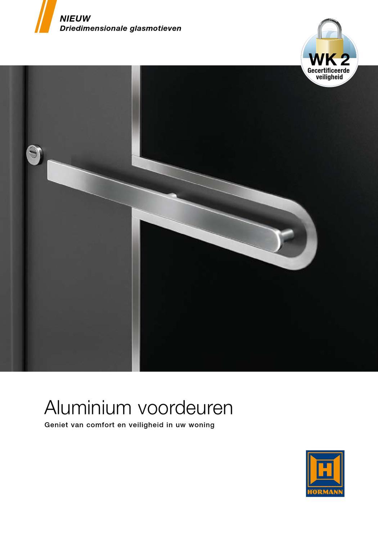 aluminium huisdeuren by rick de jong issuu. Black Bedroom Furniture Sets. Home Design Ideas