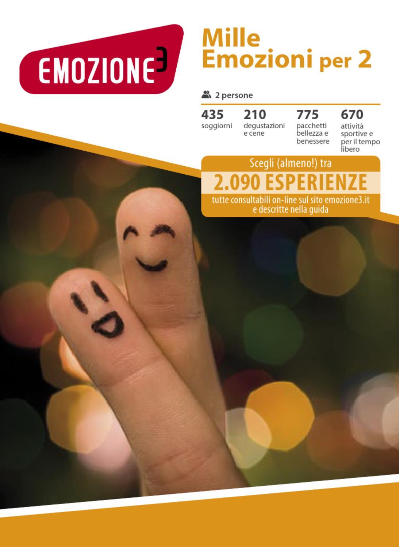 Maison Espana Cena Con Delitto mille_emozioni_per2_2012_sfogliabile by wish days s.r.l. - issuu