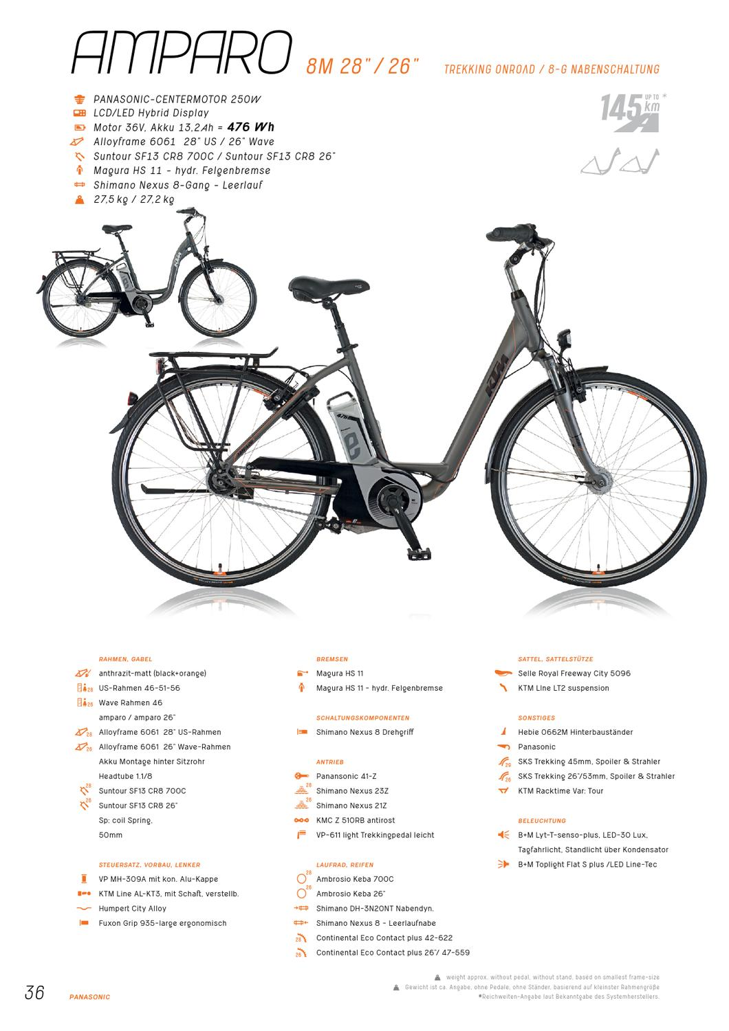 KTM e-Bikes 2013 by Groupe Dejour - issuu