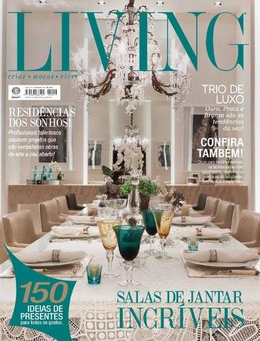 7947df1ab54cb Revista Living - Edição nº 17 - Dezembro de 2012 by Revista Living ...