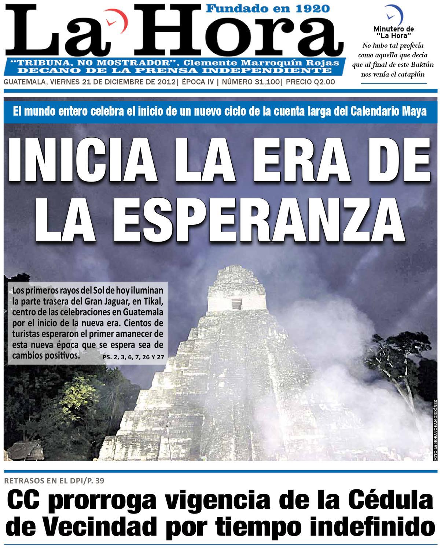 Diario La Hora 21-12-2012 by La Hora - issuu