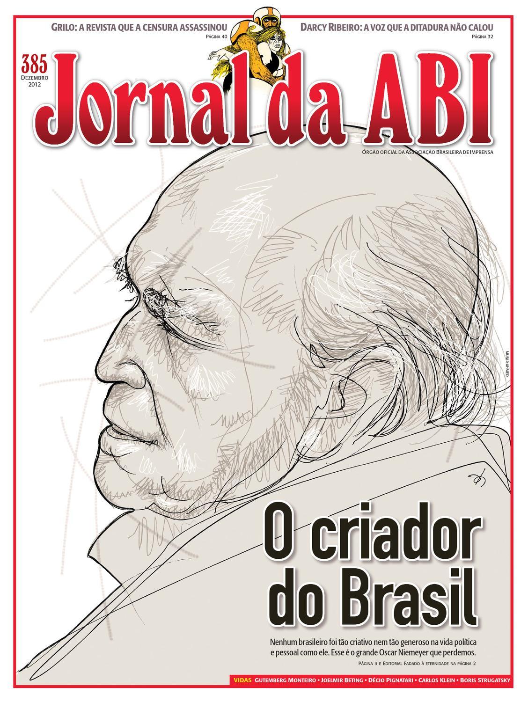 Jornal da ABI 385 by Francisco Ucha - issuu d1e50109d1