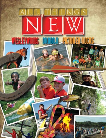 Wesley Woods Iowa - Summer Camp 2013 Book by EDJE - issuu