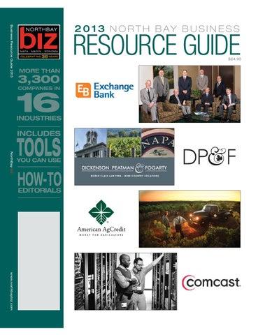 NorthBay biz 2013 Business Resource Guide by NorthBay biz - issuu