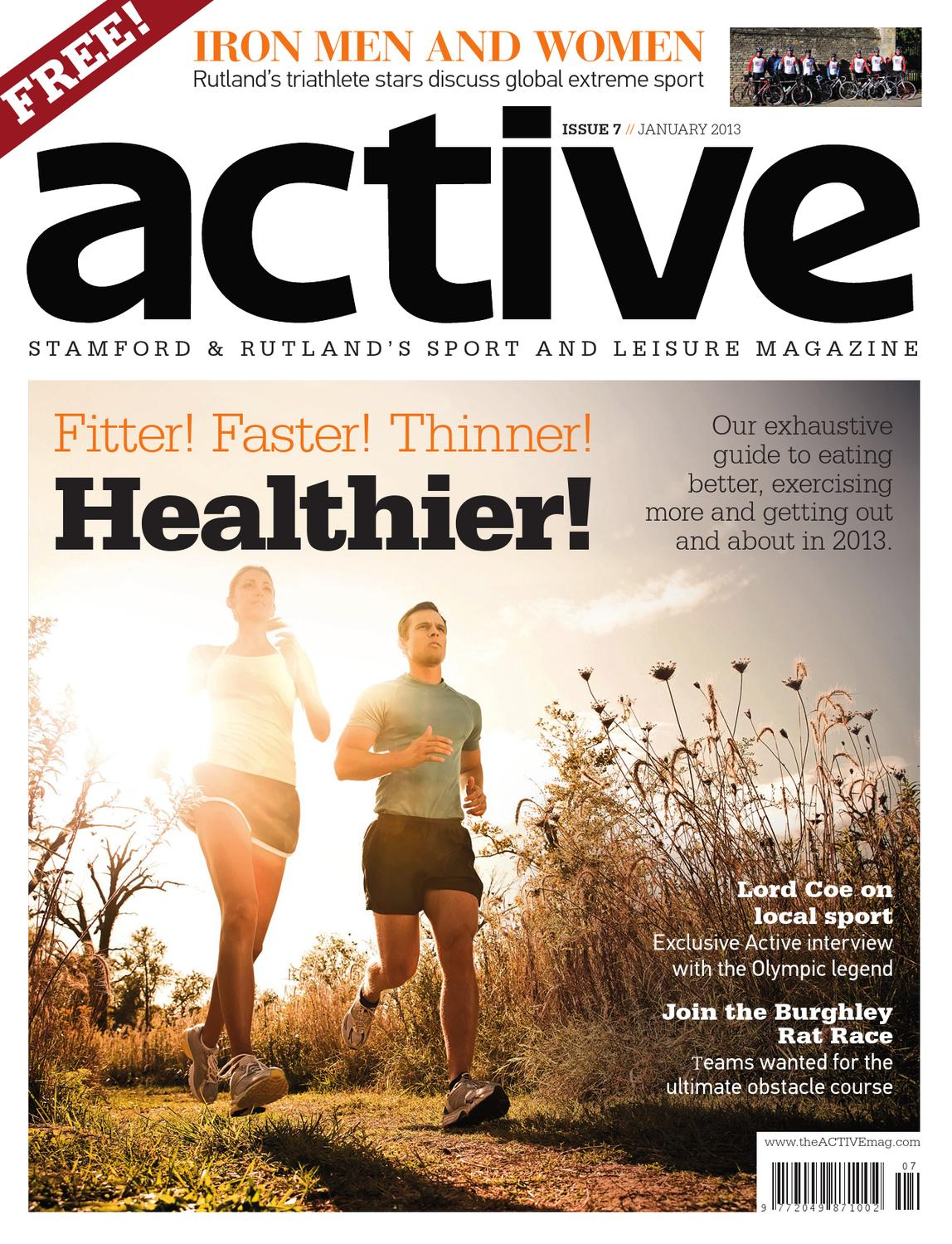 Active Magazine January 2013 By Active Magazine Issuu