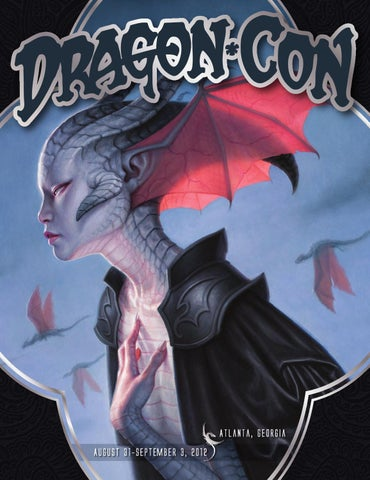 9beeee4f9147 2012 Dragon Con Program Book by Dragon Con - issuu