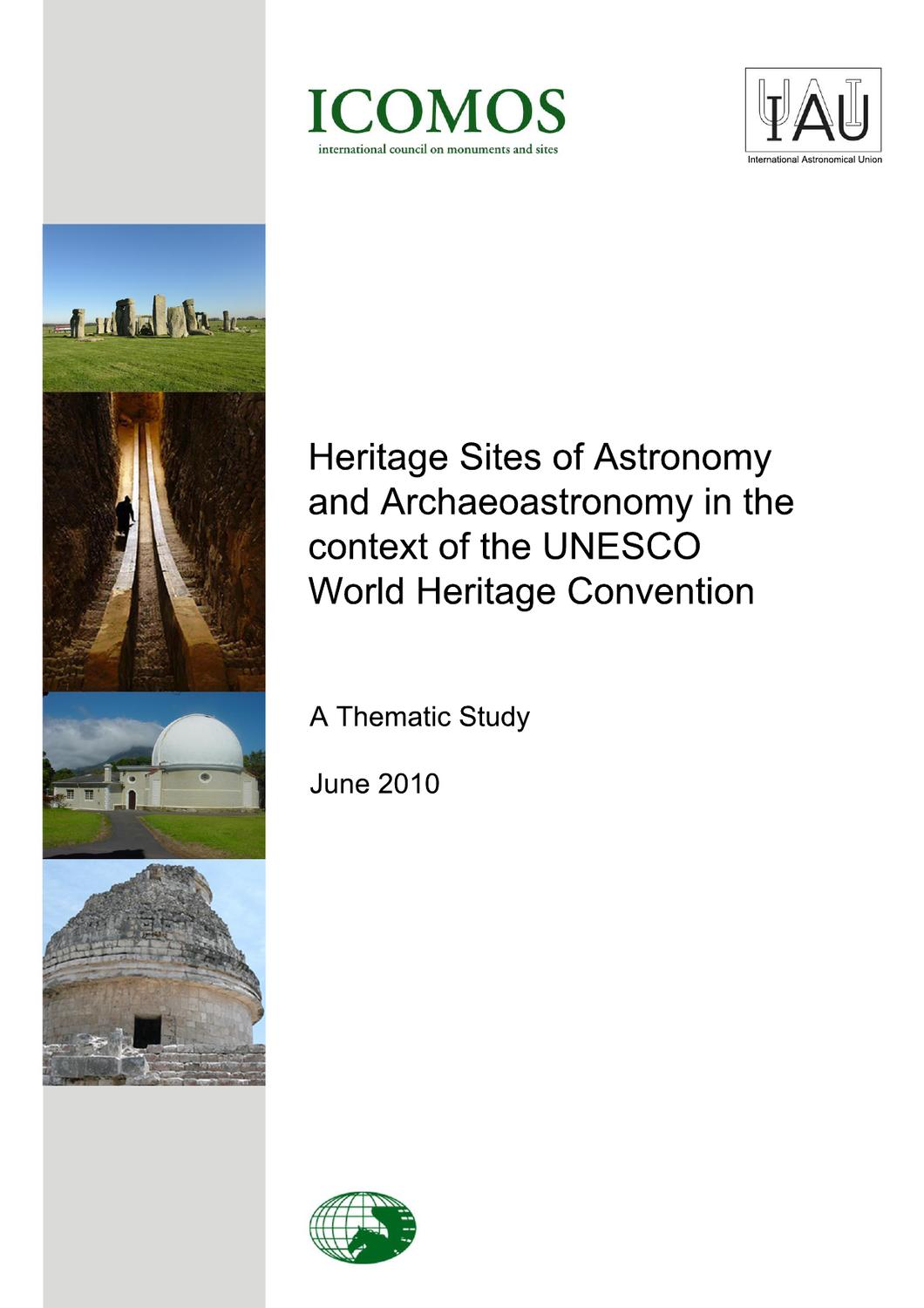 Heritage Sites Of Astronomy And Archaeoastronomy By Cipriano Marin