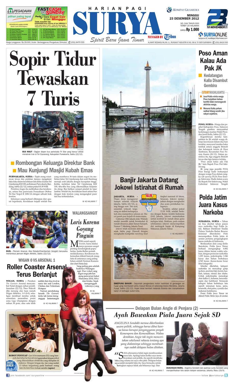 E-paper Surya Edisi 23 Desember 2012 by Harian SURYA - issuu 3d4cf6338d