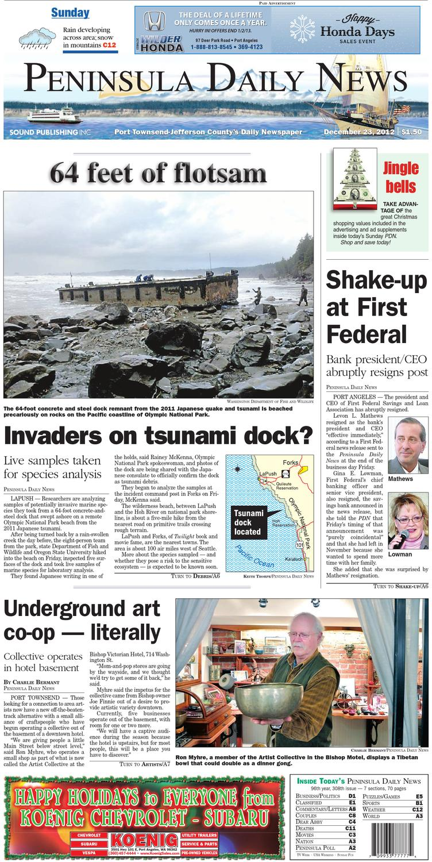 e48a94eae4 PDN20121223J by Peninsula Daily News   Sequim Gazette - issuu