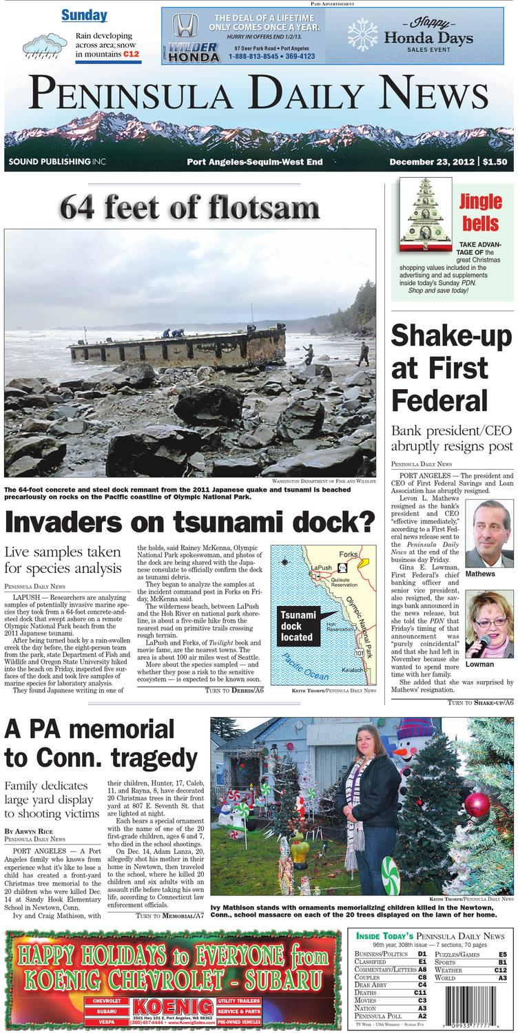 8b920a6490c77 PDN20121223C by Peninsula Daily News   Sequim Gazette - issuu