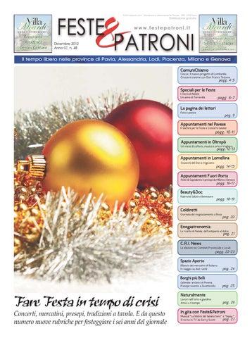 Creativamente Issuu Feste Dicembre amp patroni Agenzia 2012 By qSB4aXBw ee1ab20622e