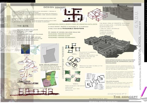 Concept Sheets Of Architecture Students Pdf