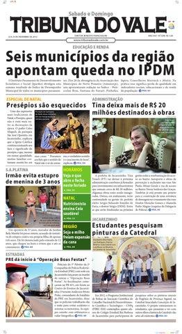 26c67ff130600 TRIBUNA DO VALE - EDIÇÃO Nº 2296 by Tribuna do Vale - issuu