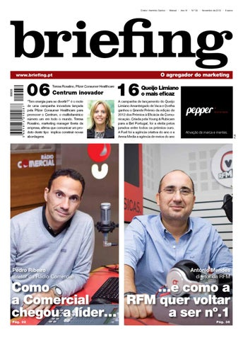 5c62c1ed093 Jornal Briefing 39 by News Engage - issuu