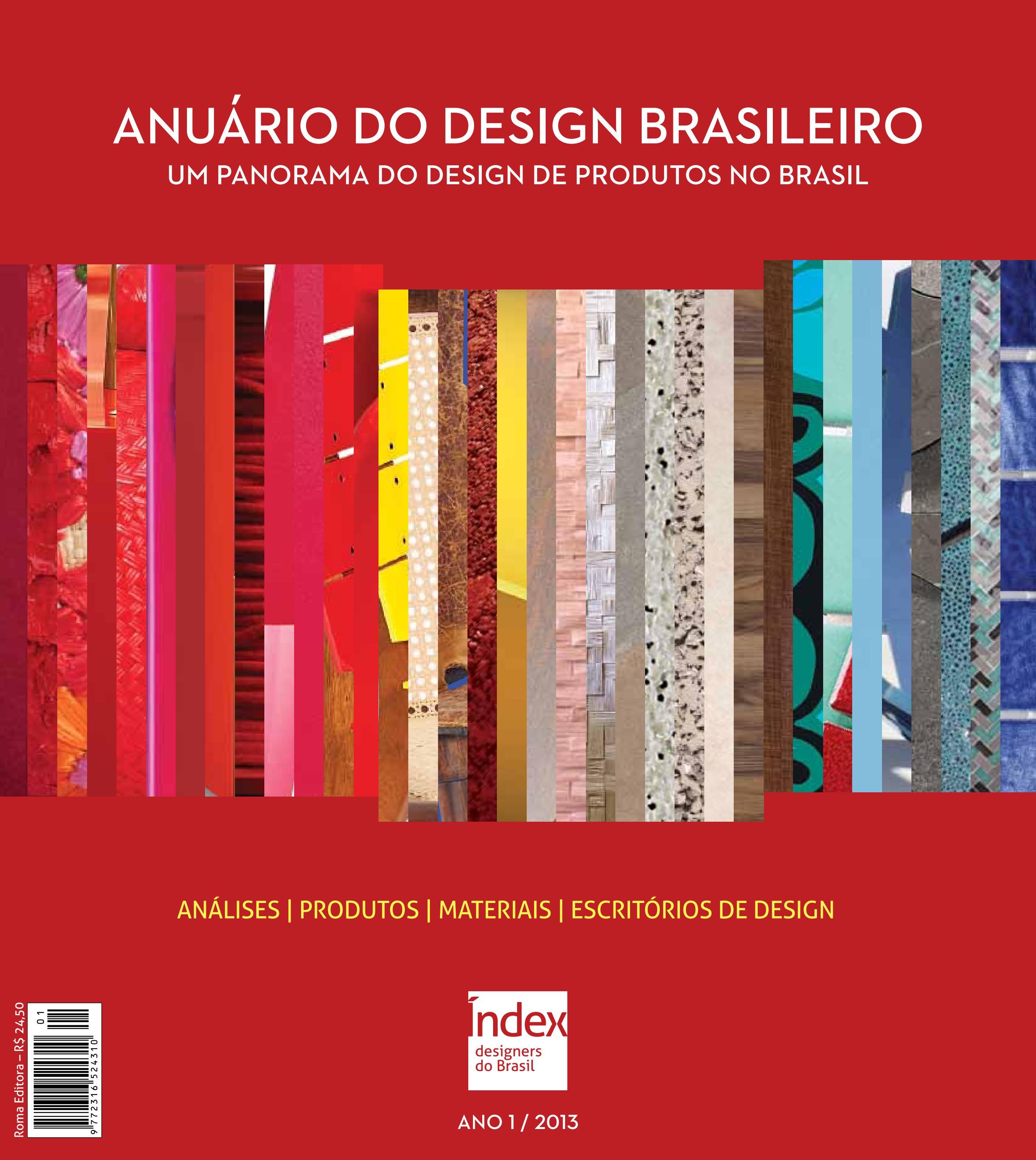 55dee65612 Anuário do Design Brasileiro by Prodweb - issuu