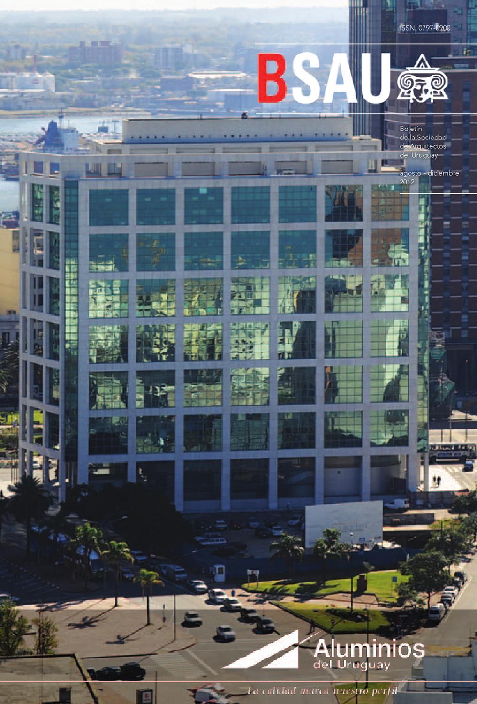 Bsau agosto diciembre 2012 by sociedad de arquitectos - Sociedad de arquitectos ...