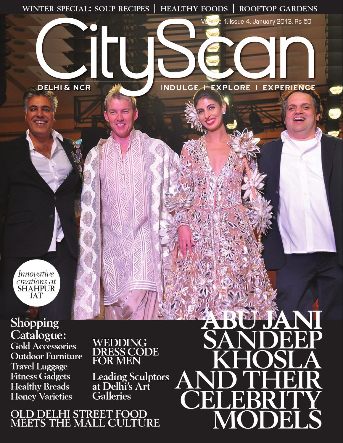 CITY SCAN JAN ISSUE-NEW by Cross Section Interactive Private Limited ...