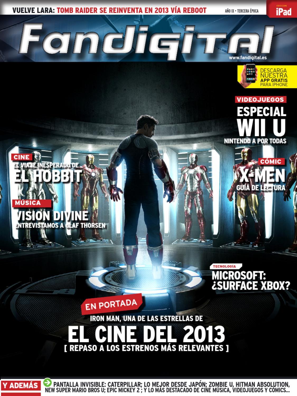 Callejeros Poligoneros Porn revista fandigital diciembre 2012 - enero 2013fandigital