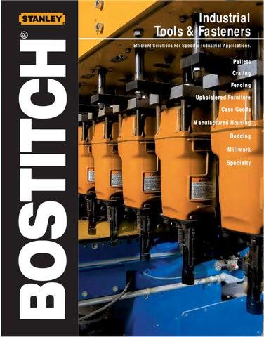 "Bostitch 16S4-38G 1 1//2/"" x 1//2/"" Galvanized Staples 14,250  1 1//2/"" Deck Staple"