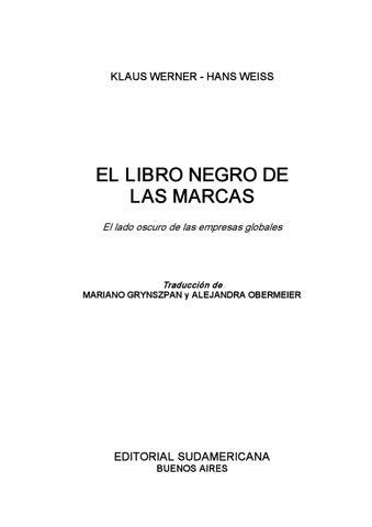 a94f5966d9 EL LIBRO NEGRO DE LAS MARCAS by HEBHER FLORES - issuu