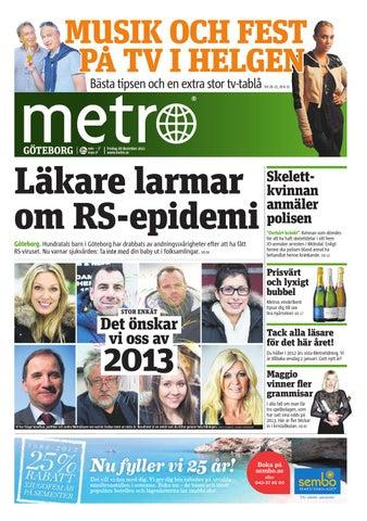 20121228 se goteborg by Metro Sweden - issuu 9b2a4144b5af9