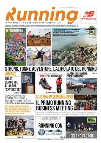 Running Magazine n. 10 - 2012 by Sport Press - issuu b356229bcf5