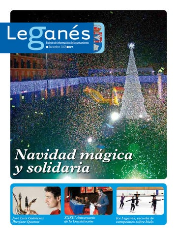 boletín de información municipal de leganés - número 20legacom