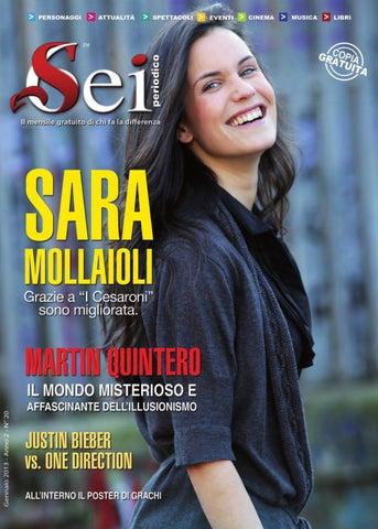 20 Sei Periodico Gennaio 2013 by SEI PERIODICO - issuu