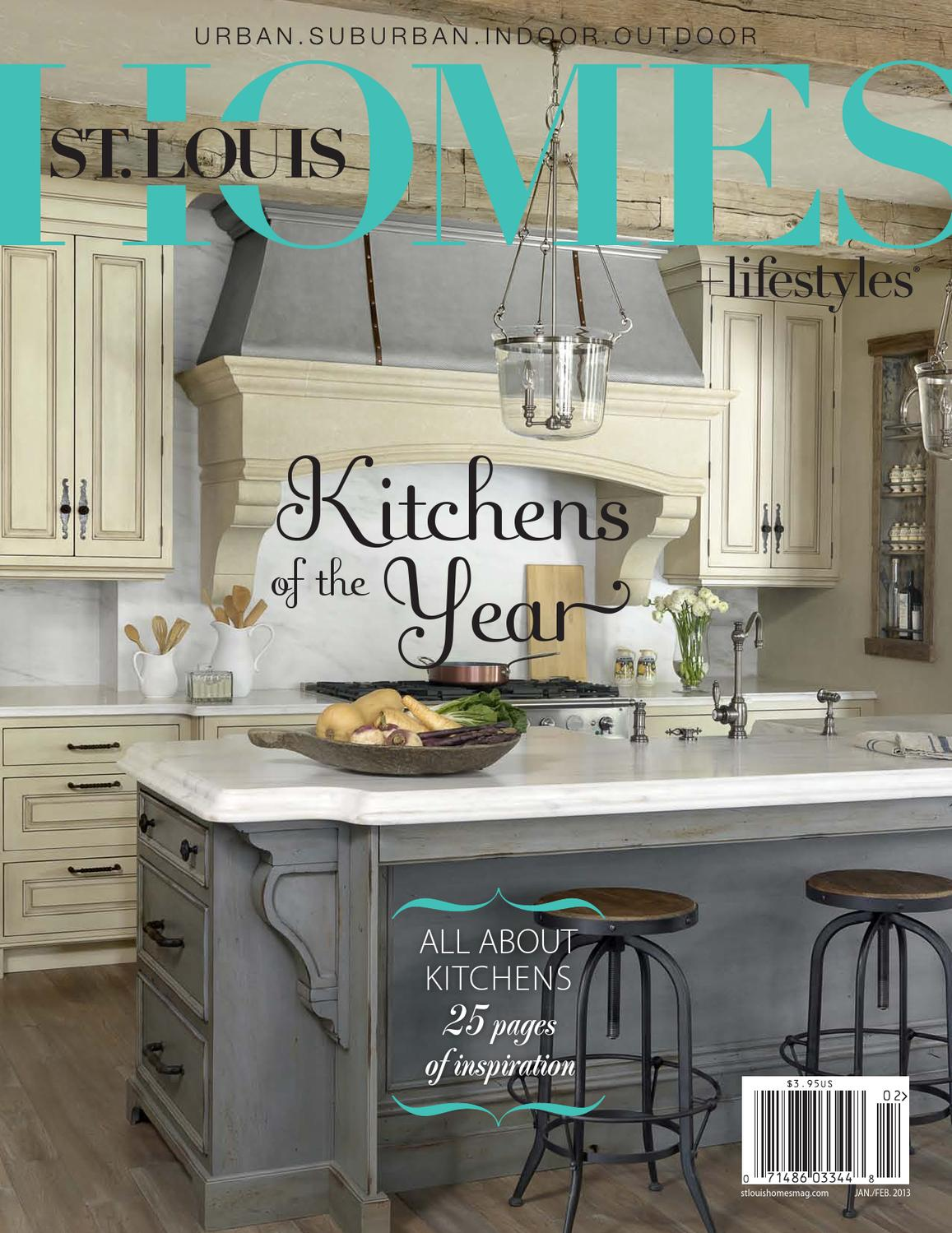 January February 2013 By St Louis Homes Lifestyles