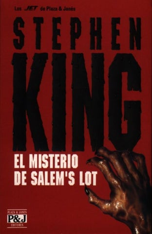 a6bed3ebbf salems lot by jose fernando montoya - issuu