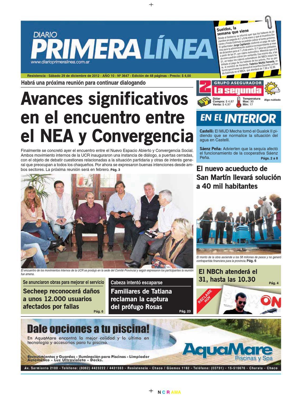 Primera Linea 3647 29-12-12 by Diario Primera Linea - issuu