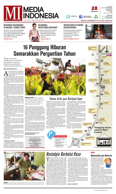 Media Indonesia By Asmat Issuu