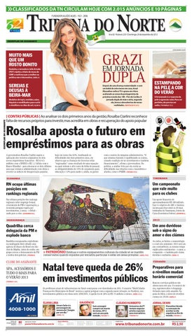 1e71f2329073b Tribuna do Norte - 30 12 2012 by Empresa Jornalística Tribuna do ...