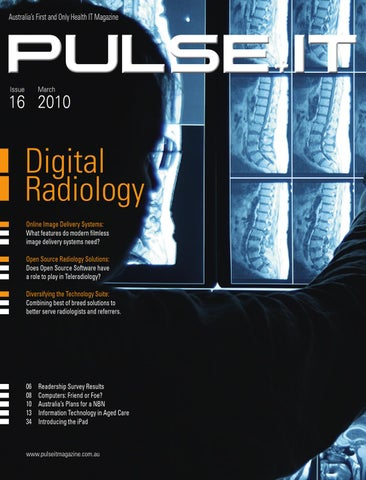 Pulse+IT Magazine - March 2010